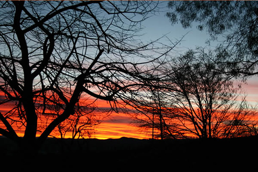tramonto Villa Giada