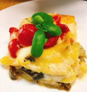 lasagne titti